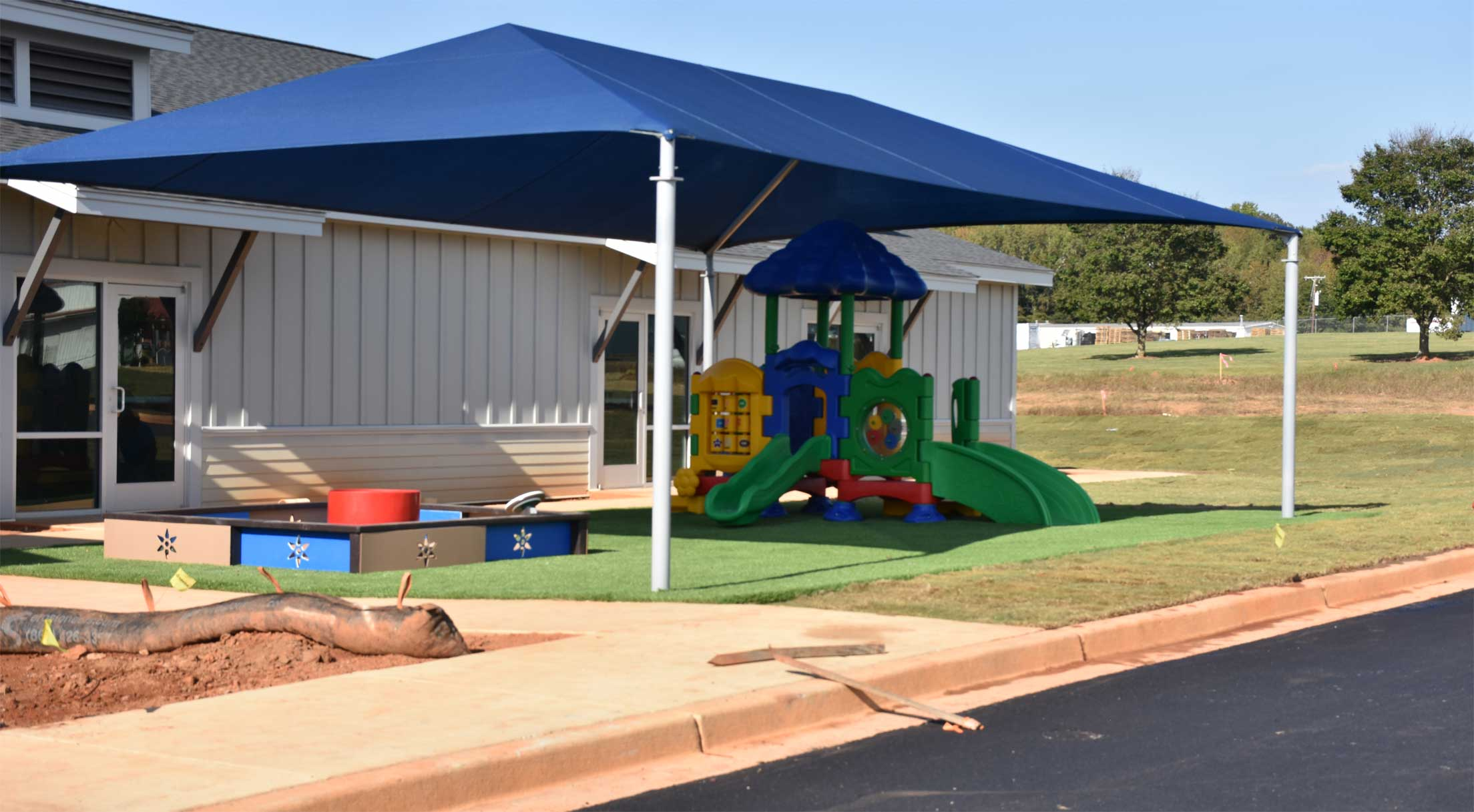 Playground at Foundations in Greer, SC